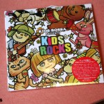CD『KIDS BOSSA presents KIDS ROCKS』