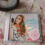 CD「Good Morning! Bossa Nova Mix MAKE ME UP」