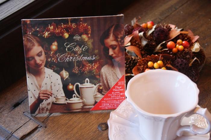 ②CD  Café Christmas