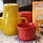 COULEUR Cup&Teapot