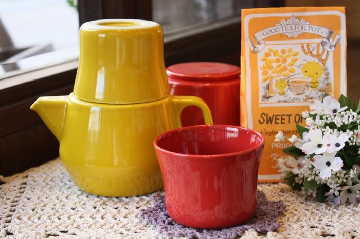 ①Cup&Teapot