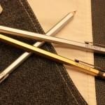 木軸シャープペン