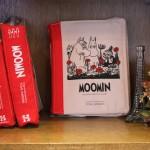 MOOMIN Book型ポーチ
