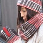 スヌート・帽子・手袋