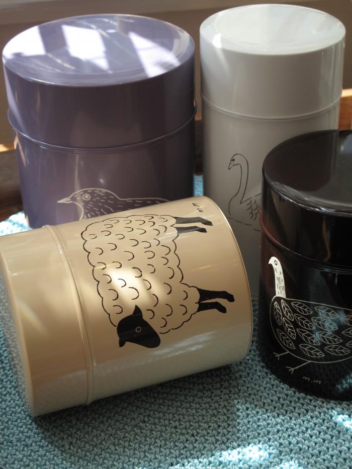 ④コーヒー缶