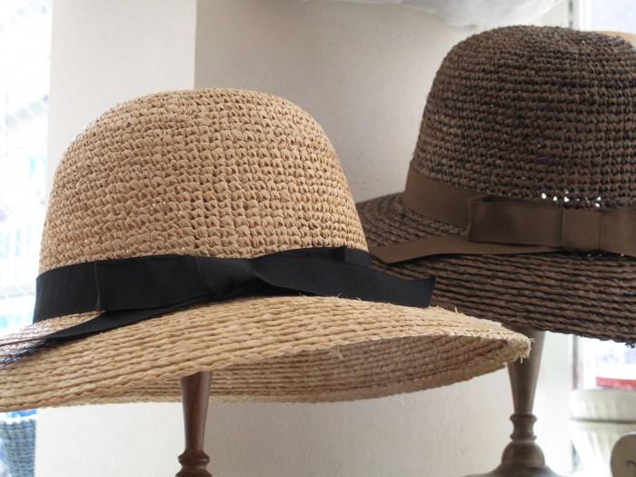 7麦わら帽子