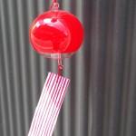 「かまわぬ」オリジナル風鈴