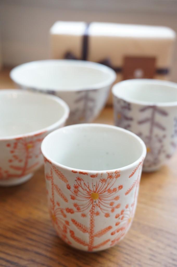 ④茶椀湯のみ