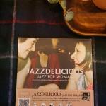 CD「JAZZ DELICIOUS」