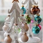 クリスマスツリーオブジェ