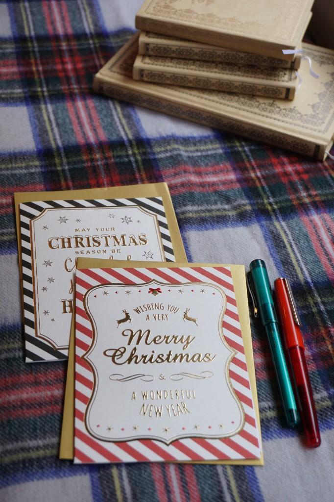 ⑤クリスマスカード