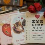 バレンタイン グリーティングカード