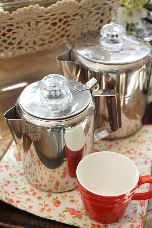 4コーヒーパーコレーター
