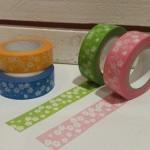 明礬 湯の里オリジナルマスキングテープ