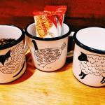 松尾ミユキ琺瑯マグカップ