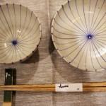 スタジオエム内外十草 茶碗・鉄鉢