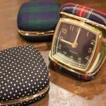 折り畳み式置き時計
