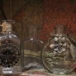 アンティークガラス瓶