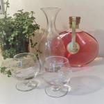 ガラス酒器