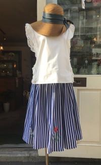 haupiaスカート③