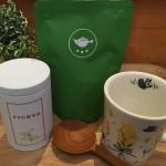 『すすむ屋茶店』の日本茶