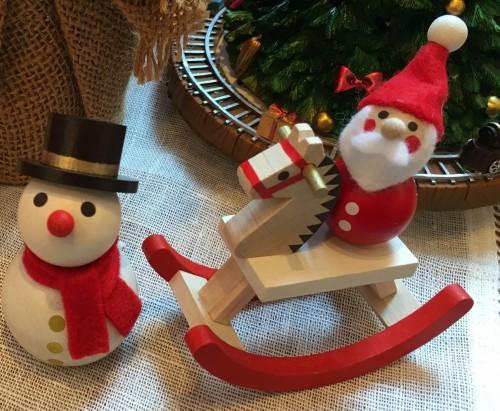 マークス クリスマス置物