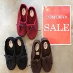 靴SALE